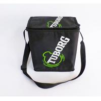 Buy cheap black promotional cooler bag wholesale from wholesalers