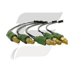 Buy cheap 106-0179X03 Pressure Switch Sensor Small Square Plug For CAT Excavator E330B E330C product