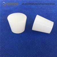 Buy cheap Shanghai Qinuo Manufacture Custom Silicone Rubber Masking Plug with High Quality from wholesalers
