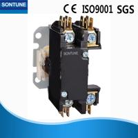 Buy cheap Electric Heating Air Conditioning Contactors , Plastic Central Air Conditioner Parts from wholesalers