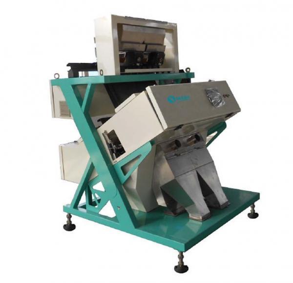 plastic grain making machine