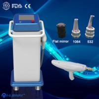Buy cheap Q Switched ND YAG Laser for Skin Treatment; Nevus of Ota and Pigment Removal product