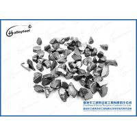Buy cheap WC+Co Abundant tungsten carbide grit applying on mining tools from wholesalers