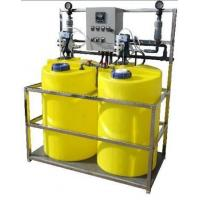 Buy cheap Industrial Automatic Chemical Dosing Equipment for Sewage Treatment from wholesalers
