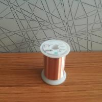 Buy cheap Super Fine 0.02mm Magnetic Copper Wire Enamel Winding Wire Insulated Type from wholesalers