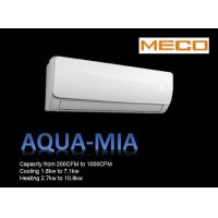 Buy cheap 400CFM Chilled Water Hydronic Fan Coils Wall Mount Type 970 X 315 X 235mm from wholesalers