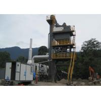 Buy cheap 100TPH Complete Set Stationary Asphalt Mixing Plant with Vibrating screen from wholesalers