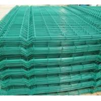 Buy cheap Green / black PVC Coated Wire Mesh, stainless steel for window screen from wholesalers