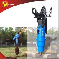 Buy cheap Fast Drilling Speed Hydraulic Earth Drill Gear Unit / Rotary Drilling Rig Power Head from wholesalers