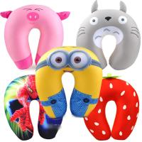 Buy cheap Fashion Plush Travel U Shaped Neck Pillow / Travel Neck Support For Nursing from wholesalers
