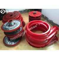 Buy cheap Polyurethane Slurry Pump Wetted End Parts UK from wholesalers