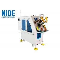 Buy cheap Copper wire / Aluminum wire Coil and Wedge Inserting Machine For Induction Motor Stator from wholesalers