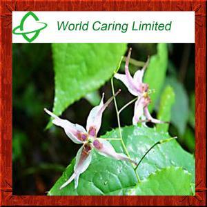 Buy cheap High Quality Herbal Ingredient Epimedium extract 98% Icariin product