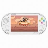 Buy cheap Handheld Gamepad, Built-in High-capacity Li-ion Battery, Low Power Consumption from wholesalers