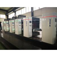 Buy cheap High Efficiency Roll To Roll Offset Printing Machine With Japanese Servo System from wholesalers
