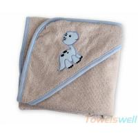 Buy cheap Hooded Bath Towels Lint Free Ultra Soft Drying fast Super Absorbent from wholesalers