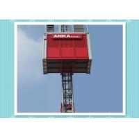 Buy cheap Man Material Construction Hoist Elevator With 2000kg Load Capacity from Wholesalers
