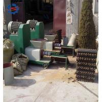 Buy cheap 200-250kg per hours biomass wood briquettes making line Advanced design sawdust briquettes machinery from wholesalers