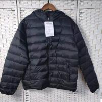 Buy cheap 100% Polyester Sustainable Padded Down Jacket Washable For Adult Men product