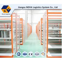 Buy cheap Library Warehouse Medium Duty Shelving 200 - 500 Kg Load Weight With Steel Panel from wholesalers