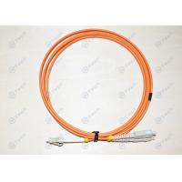 Buy cheap 100% Product Testing Fiber Optic Jumper Duplex SC-LC Patch Cable from wholesalers