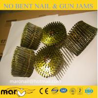 Buy cheap 0.099 gun nails/gun coil nails/ coil nail for pallet from wholesalers