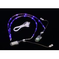 Buy cheap Full Color Rechargeable LED Light Strips For Shoes , Colored Led Light Strips from wholesalers