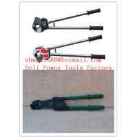 Buy cheap standard cable cutter,Ratcheting hand Cable cutter from wholesalers