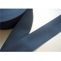 Buy cheap Flat Elastic Polypropylene Webbing Straps / 50Mm Webbing Straps For Bags from wholesalers
