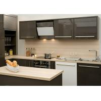 Buy cheap Man Made Stone Kitchen Countertops Eased Edge Polished For Restaurant from wholesalers