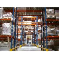 Buy cheap 500 Kgs UDL Adjustable Industrial Pallet Racking Safety , Q235B Steel Metal from wholesalers