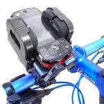 Buy cheap flexible neck Universal Bike mobile phone Holders GPS iPDA mp3 players custom from wholesalers