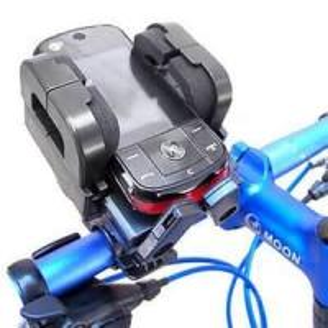 China flexible neck Universal Bike mobile phone Holders GPS iPDA mp3 players custom on sale