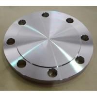Buy cheap ASME B16.47 carbon steel blind flange for high pressure service from wholesalers