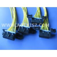 Buy cheap custom wire harness obd2 cable from wholesalers