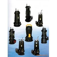 Buy cheap Dirty Water Electric Centrifugal Submersible Sewage Pump, non-clogging black pump from wholesalers