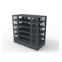 Buy cheap 150KG Capacity Supermarket Metal Shelves Corrosion Resistant CE Certification from wholesalers