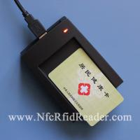 Buy cheap 13.56Mhz TYPE A Contactless Smart Card Reader Mifare Free SDK CR5011AU from wholesalers