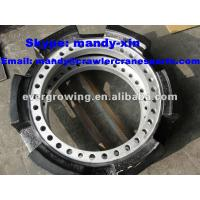 Buy cheap SUMITOMO SC500 Sprocket / Drive Tumbler for Crawler crane undercarriage parts product
