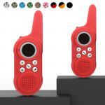 Buy cheap Custom Logo Toddler Walkie Talkie Toy 2 Way Radio 3-5km Working Range ABS Material from wholesalers