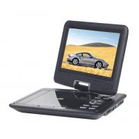 Buy cheap Swivel 9 Inch Portable DVD Player for entertainment as Christmas gift product