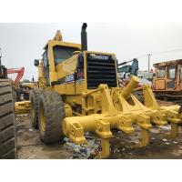 China Made in japan Used KOMATSU Motor Grader GD825A ripper available on sale