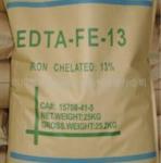 Buy cheap Microgranular EDTA Ferric Sodium Salt EDTA-FE-13 CAS No. 15708-41-5 of EDTA Chelator Xi from wholesalers