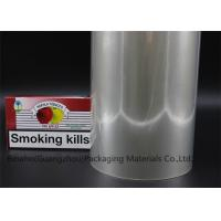 Buy cheap Pharma Grade PVDC Coated Bopp Shrink Film Packaging Multiple Extrusion Processing product