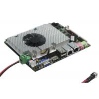 Buy cheap 3.5 inch industrial Embedded industrial Motherboard , i7 / i5 / i3 CPU Car PC mainboard from wholesalers