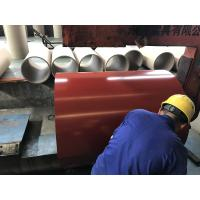 PPGL Soft Prepainted Galvalume Steel Coil For Steel Roofing / Panels