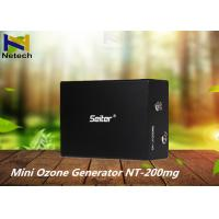 Buy cheap NT-200mg Mini Household Ozone Generator Electrical Ozone Machines For Home Use from wholesalers