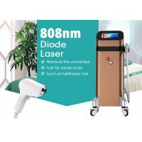 Buy cheap Imported Technology Permanent 808nm Diode Laser Hair Removal Machine from wholesalers