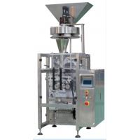 Buy cheap Bean Sugar Corn Packaging Machine , Vertical Pouch Filling Machine Low Noise from wholesalers