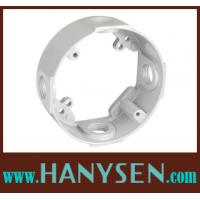 Buy cheap Aluminum Die Cast Round Extension Ring of Steel Conduit Box from wholesalers